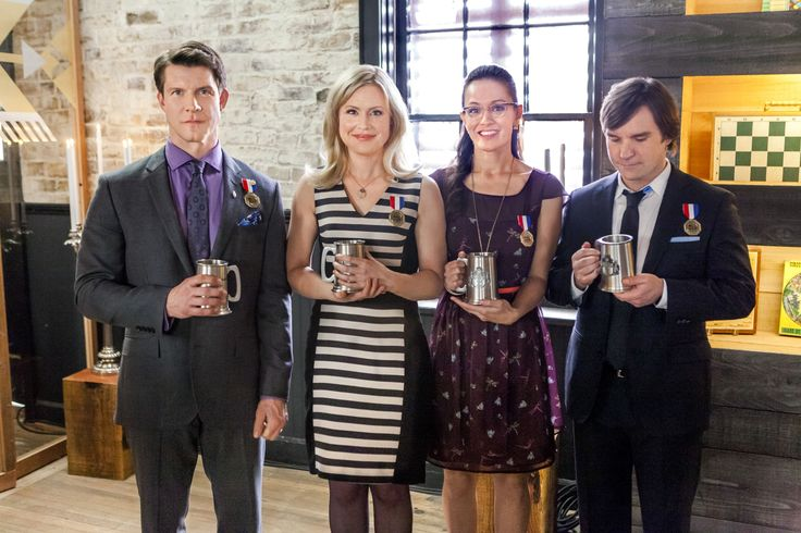 #POstables with their Dark of Night awards!!!