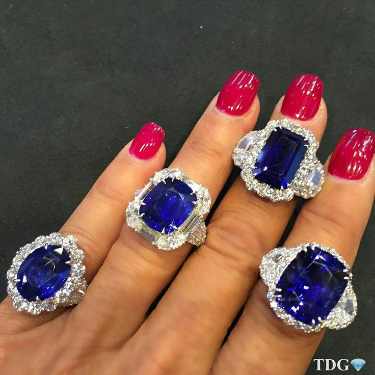 Sapphires and Diamonds