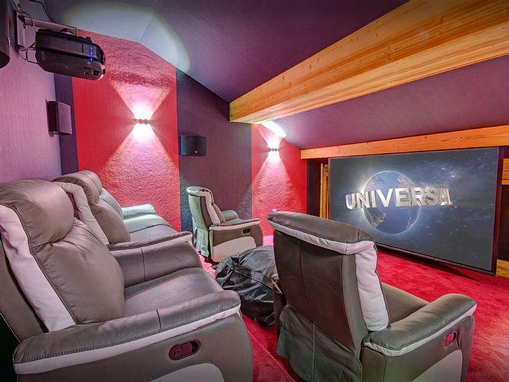 Meraviglioso chalet con cinema privato sulle Alpi francesi