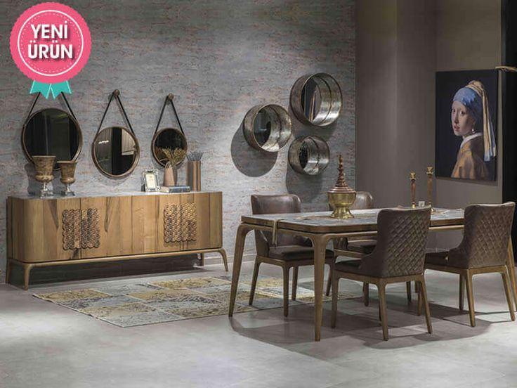Barrow Modern Yemek Odası sadeliğini ve şıklığını evinize yansıtıyor!  #Modern #Furniture #Mobilya #Barrow #Yemek #Odası #Sönmez #Home #EnGüzelAnlara #YeniSezon #Praga #YemekOdası #Home #HomeDesign  #Design #Decoration #Ev #Evlilik #Wedding #Çeyiz #Konfor #Rahat #Renk #Salon #Mobilya #Çeyiz  #Kumaş #Stil #Tasarım #Furniture #Tarz #Dekorasyon #Vitrin