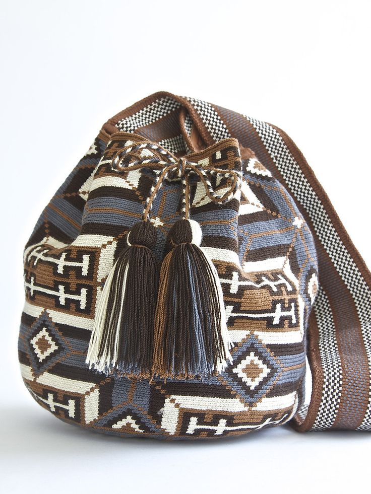 Wayuu Tribe bag