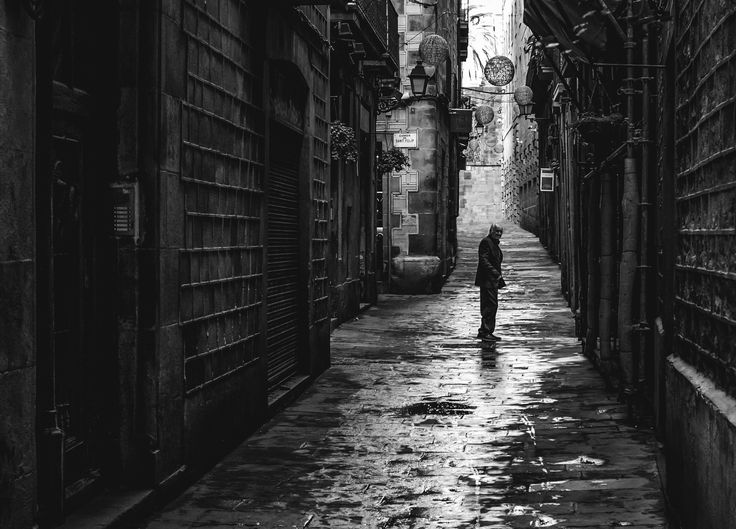 Old man shuffle by Silverlight-images on 500px