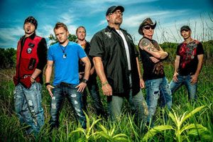 """Jamie Campbell and the Redneck Romeos – """"Insane Country Girls"""""""