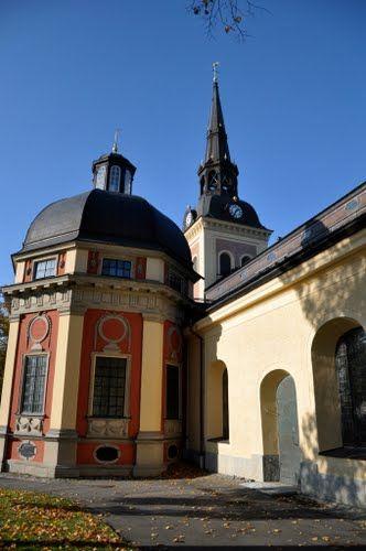 S:t Ansgars church; Kerk Södertälje