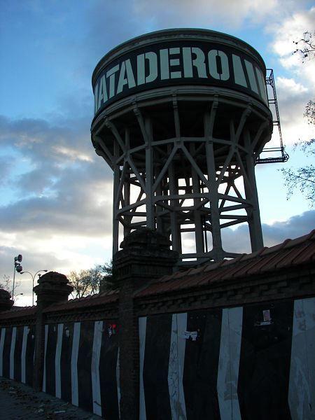 Matadero #Madrid #viajes