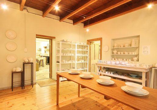 The Ceramics Gallery - Hello Franschoek