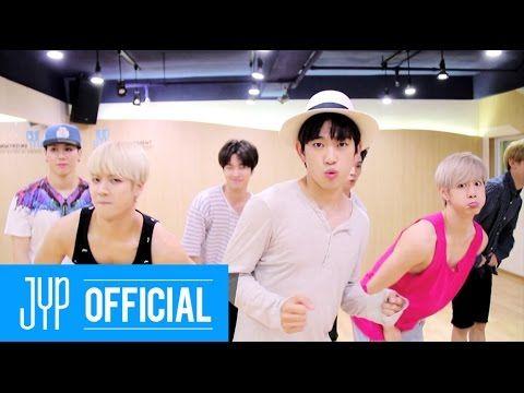 "GOT7 ""딱 좋아(Just right)"" Dance Practice #2 (Just Crazy Boyfriend Ver.)"