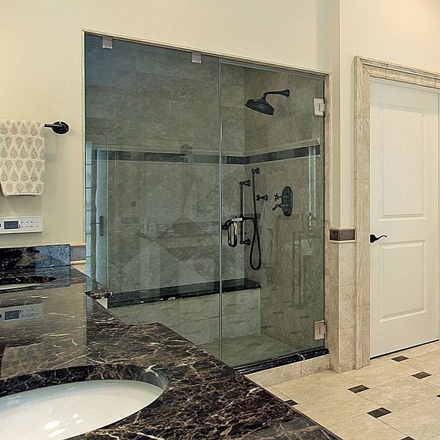 366 best frameless glass shower doors images on pinterest stop by dulles glass and mirror today to find replacement glass for any size shower doors planetlyrics Images
