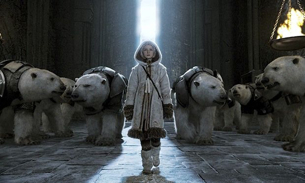 There's a new adaptation of His Dark Materials on the horizon! The BBC announced today that it has commissioned a new television series adapting Philip Pullman's trilogy. Bad Wolf and N…
