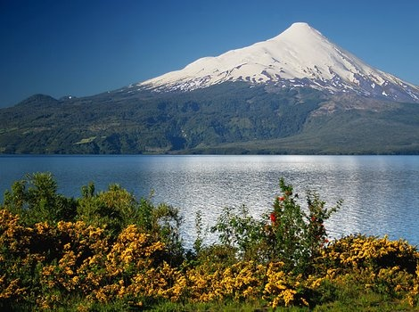 Cities & Osorno Volcano, Petrohue Falls in Puerto Montt on Gidsy,