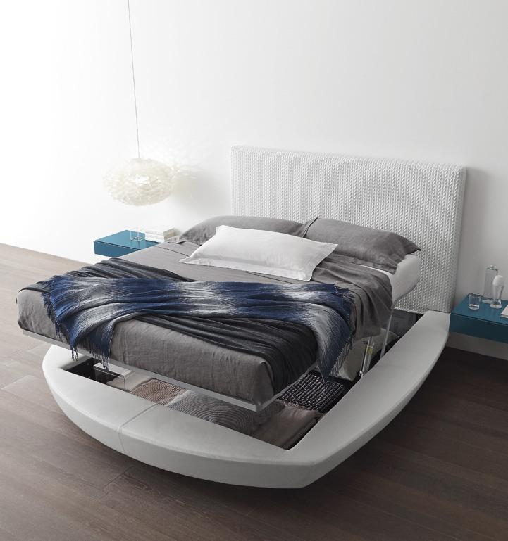 Zero Bed un letto di taglia...piccola e media #letti #casa #camera