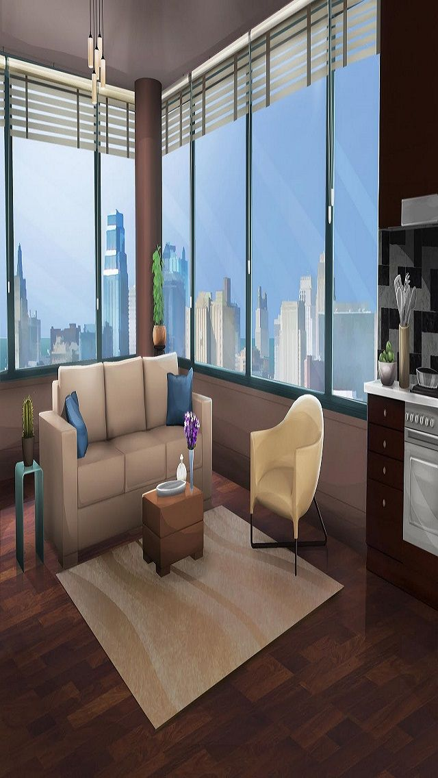episode backgrounds interactive living apartment background anime rooms scenery int gacha 1136 animation discover