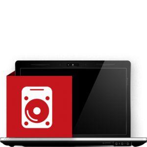 Αλλαγή σκληρού δίσκου laptop