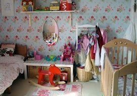 Do Shared Toddler/Baby Rooms Work? — Good Questions | Apartment Therapy. Tips from readers.