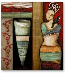 Kathryn Furniss NZ Art Print - Stay - nz, artist, kathryn, print, new, she, stock, ... - Shopenzed.com