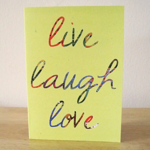 68 best Live ♥ Laugh ♥ Love images on Pinterest | Laughing, Live ...