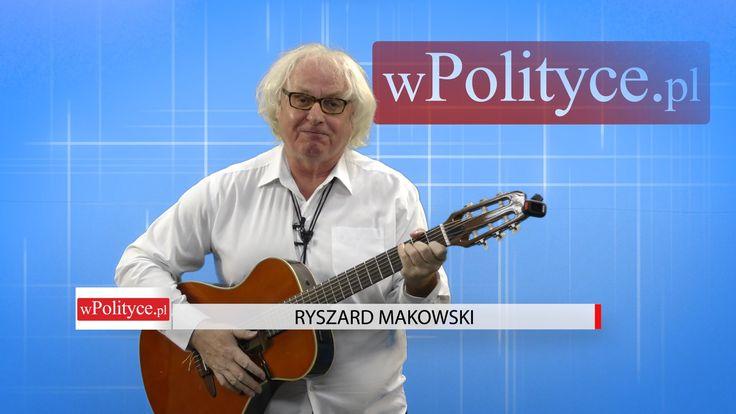 Zostawcie w spokoju opornik - nowa piosenka Ryszarda Makowskiego