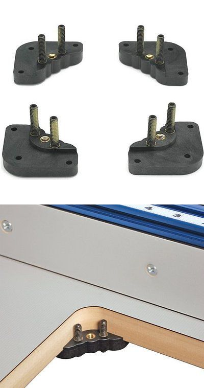 Router Tables 75680: Kreg Prs3040 Precision Router Table Insert Plate Levelers -> BUY IT NOW ONLY: $55.15 on eBay!