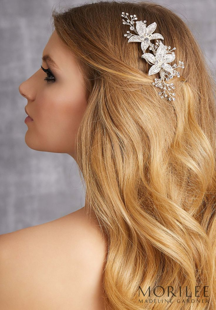 Image result for morilee headpiece