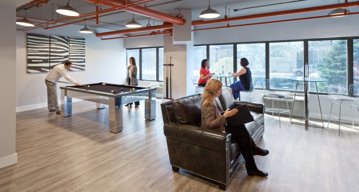 The Lenox Condominiums - Lounge