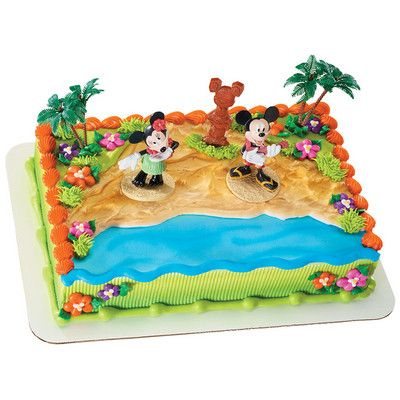 143 best images about disney cakes and cupcakes on for Decoration maison mickey