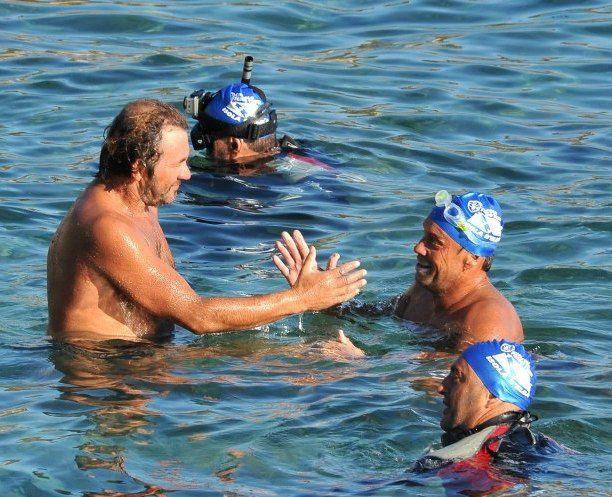 Per un Unico Universo. I Messaggeri del Mare a Lampedusa