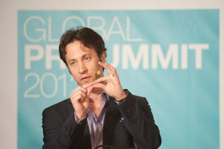 David Eagleman at PRSummit