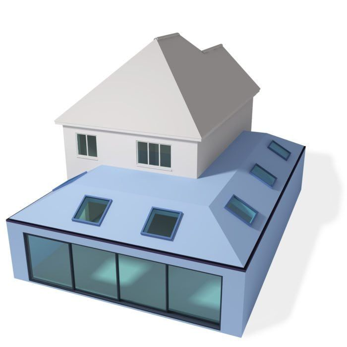 Estimated Costs Plus Rooms House Extension Plans Small House Extensions Garden Room Extensions
