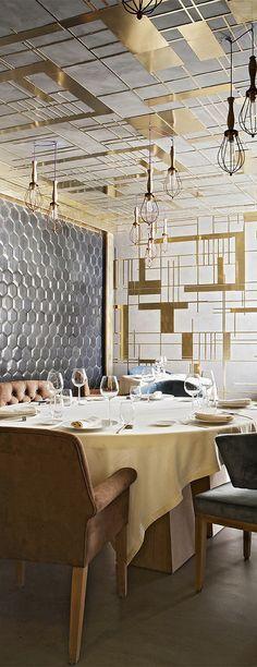 Restaurante Otto   Amazing restaurant interior design you must see.
