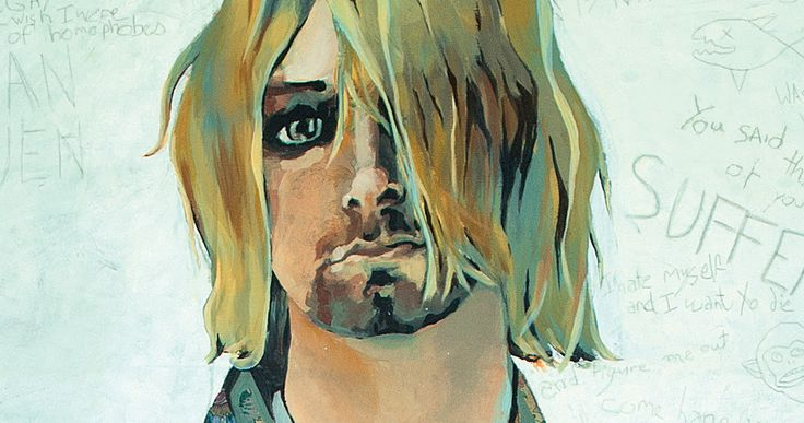 'Who Killed Kurt Cobain?' Graphic Novel Coming This Fall -- A new graphic novel will look at the life and death of iconic musician Kurt Cobain through the eyes of his childhood imaginary friend. -- http://movieweb.com/who-killed-kurt-cobain-graphic-novel/