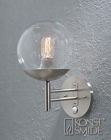 Om Konstsmide Arezzo Up Light Sensor S.Steel7581-000