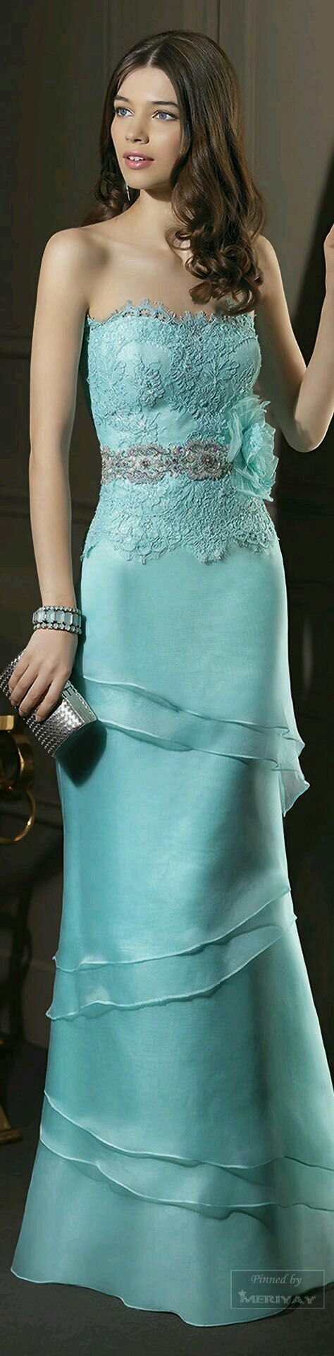 92 best Brokat Style images on Pinterest | Evening gowns, Lace ...