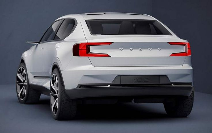 Volvo 40 Series Concept Car (1)