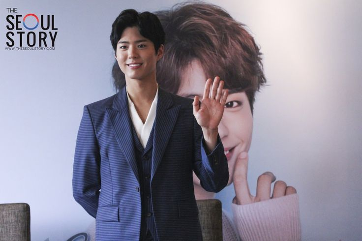 170113 [INDONESIA] 2017 Park Bogum Fanmeeting in Jakarta : Press Conference