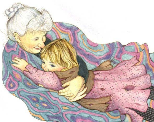 Lucinda McQueen - professional children's illustrator, view portfolio