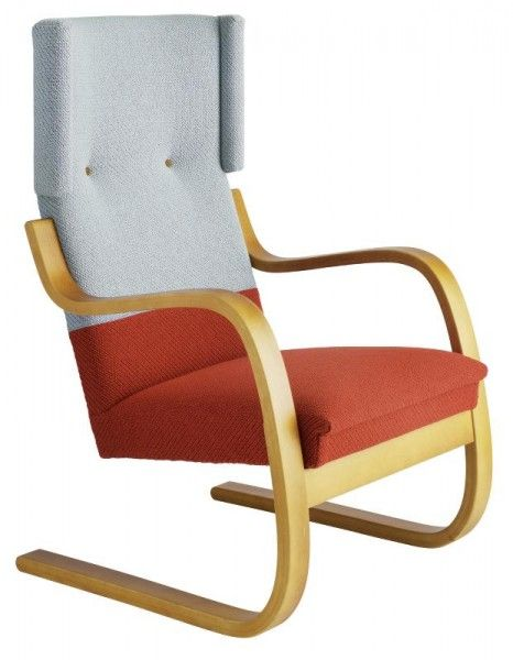 armchair 401 / Alvar Aalto & Hella Jongerius / ARTEK