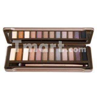12 Colors Earth Tone Eyeshadow Makeup Palette,$9.98