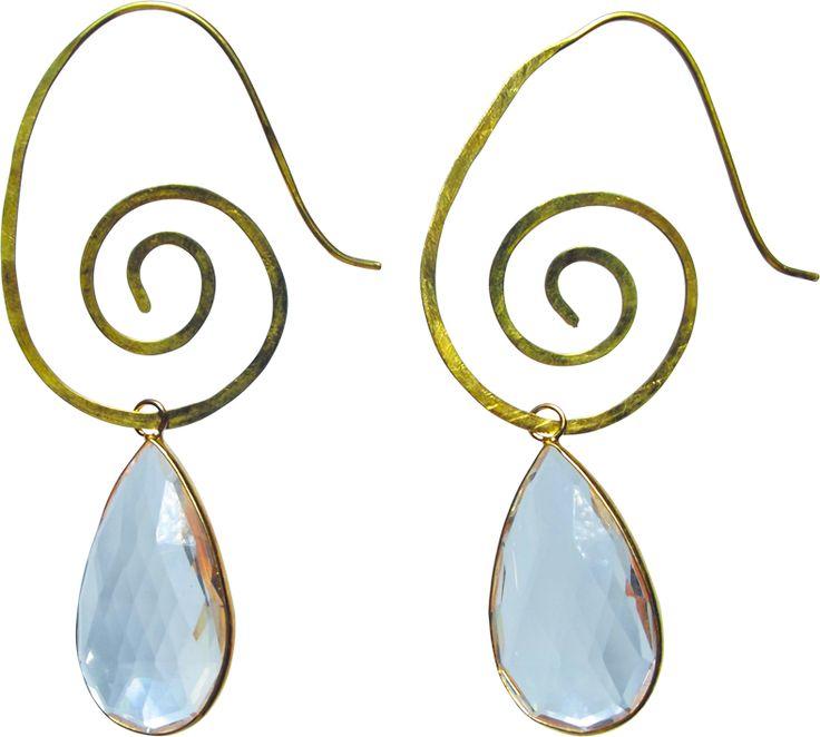 Phi earrings