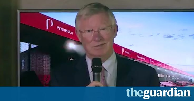 Sir Alex Ferguson: Manchester United's Class of 92 never let me down – video  ||  Former Manchester United manager Sir Alex Ferguson unveiled the new Salford City FC ground this weekend after being invited by some of his students from the Class of 92. The club is part owned by Ryan Giggs, Paul Scholes, Nicky Butt and brothers Phil and Gary Neville…