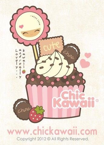 chic kawaii #kawaii #diy #draw