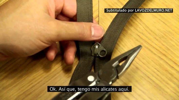 ❝ Truco para arreglar una cremallera rota en 1 minuto [VÍDEO DIY] ❞ ↪ Puedes leerlo en: www.divulgaciondmax.com