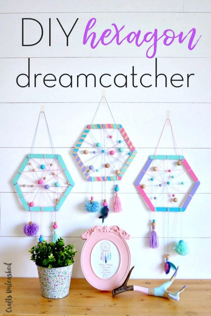 how to make a dreamcatcher step by step with pictures