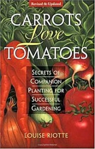 Companion Planting for Successful Gardening - Printable chart included on this page: Book