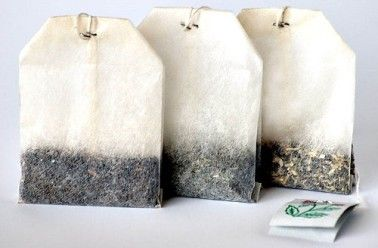 Ne jetez plus vos sachets de thé ! - Santé Nutrition