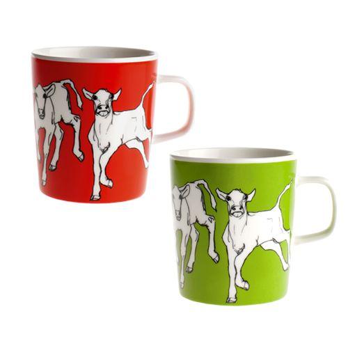 Marimekko Iltavilli Mugs $20.00 each