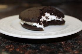 One Piece of Cake at a Time: Whoopie Pies (or Homemade Oreo Cakesters)