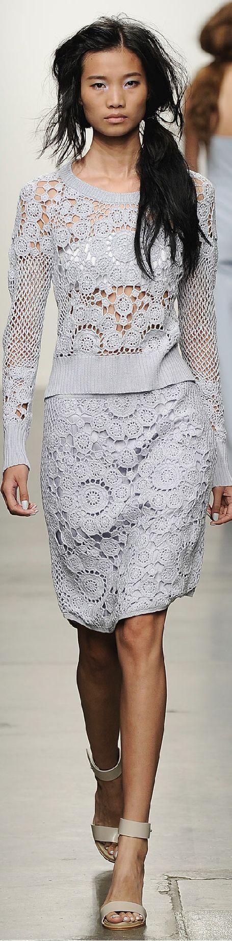 517 best Skirts images on Pinterest | Crochet dresses, Crochet ...