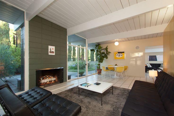 Eichler Home Eichler Walnut Creek East Bay Modern Ken