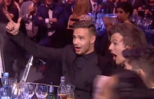 The 31 Most Perfect One Direction Moments From The Brit Awards