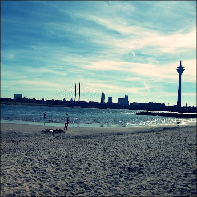 The beach düsseldorf